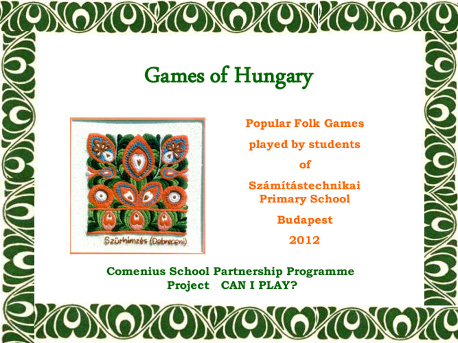 Games of Hungary