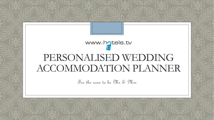 Wedding Flipbook Brochure