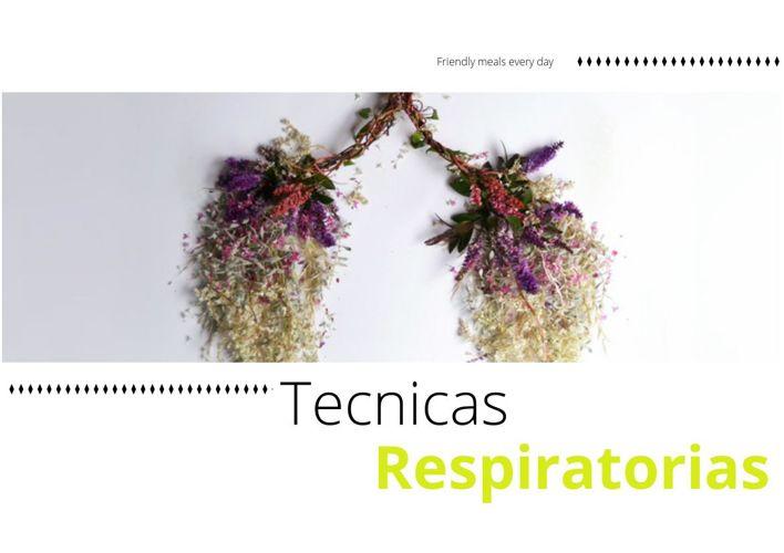 tecnicas respiratorias