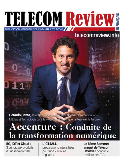 Telecom Review French January 2016