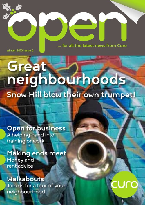 Open magazine - issue 6