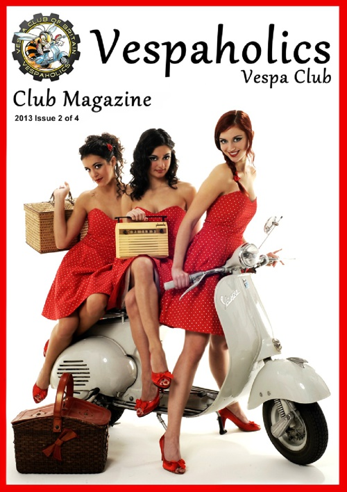 Vespaholics News Issue 2