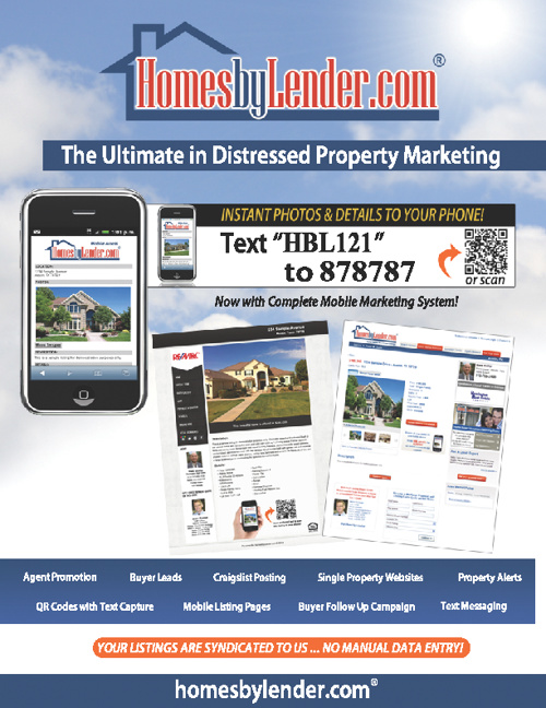 Distressed Property Marketing - HBL Marketing