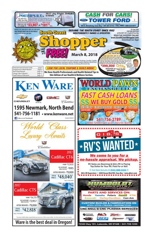 South Coast Shopper e-Edition 3-8-18