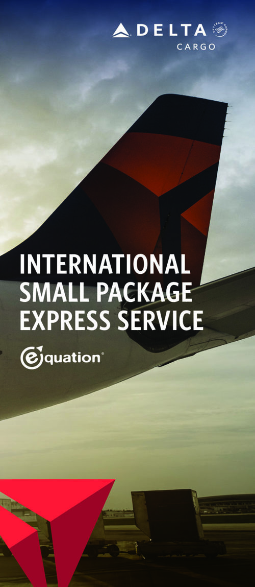 Delta Cargo International Small Package Express Service
