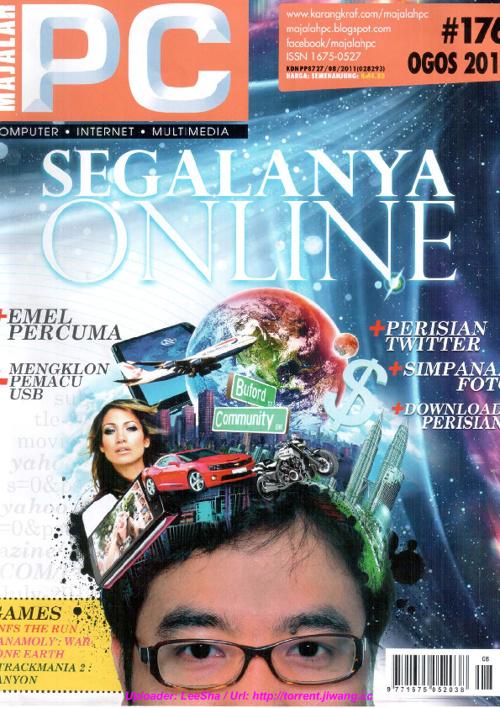 Majalah PC Ogos 2011