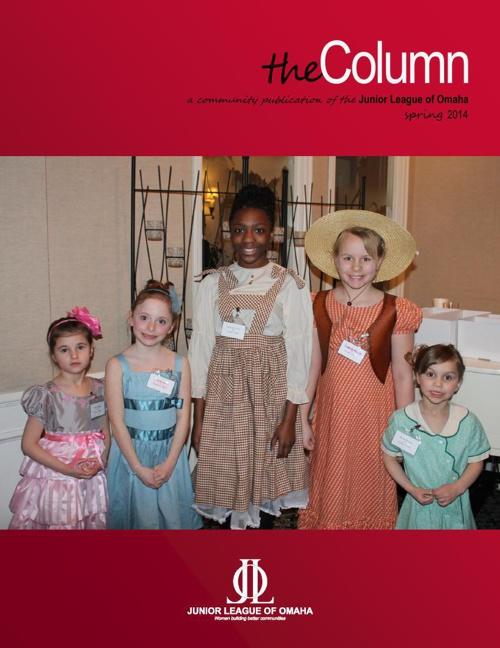 the Column - 2014 Spring Edition
