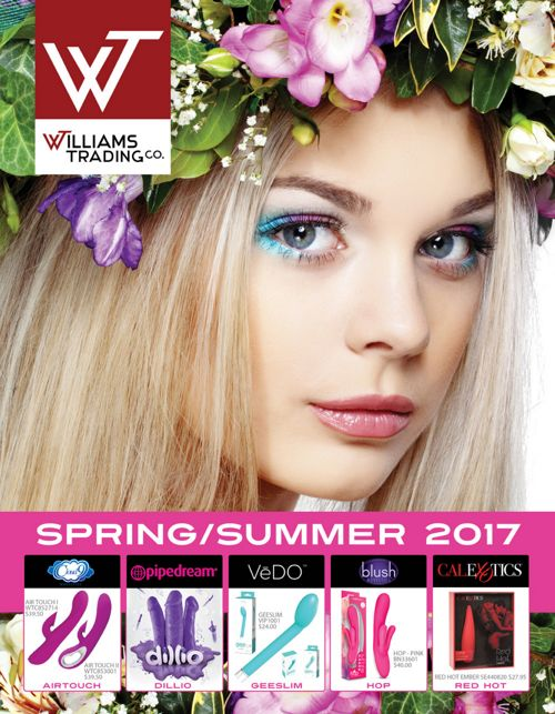 Williams Trading Spring Summer 2017 Catalog