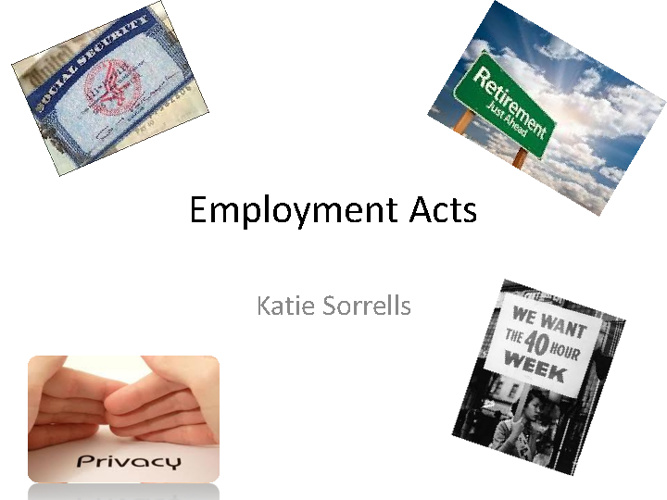 Employment Acts