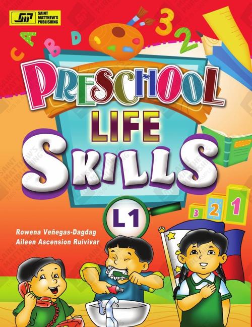 Preschool Life Skills - Level 1