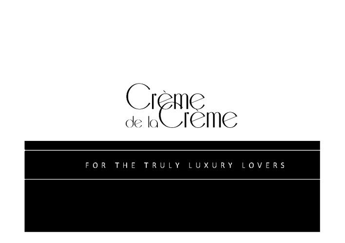 CREMEdelaCREME brand presentation