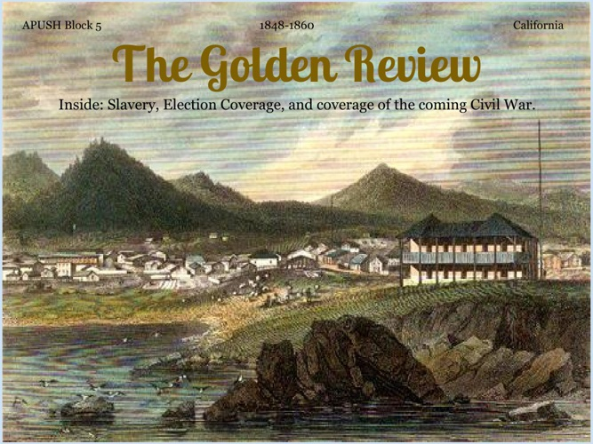 The Golden Review