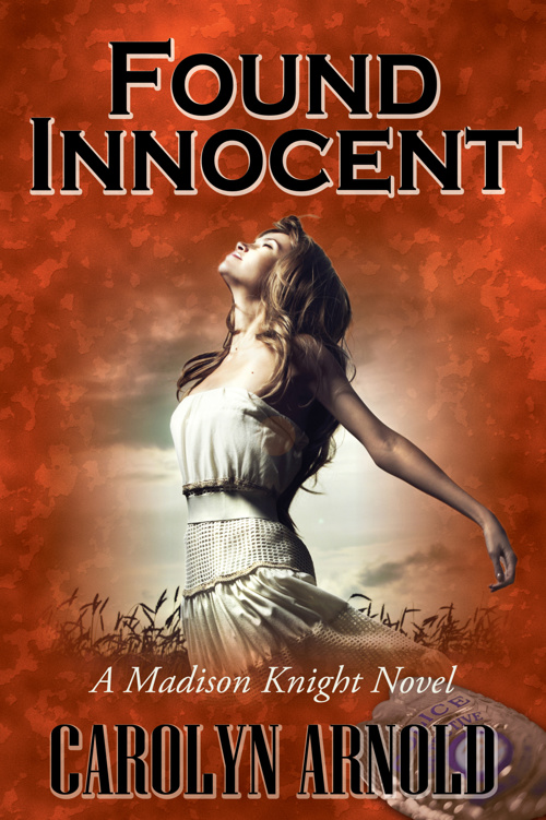 Copy of Found Innocent (A Madison Knight Novel)