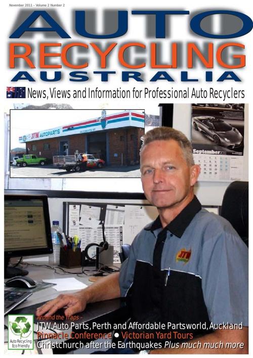 Auto Recycler November 2011