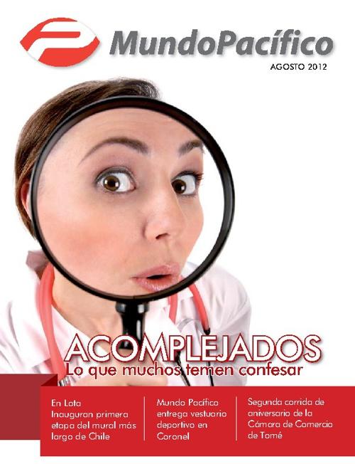 Revista Mundo Pacífico - Agosto 2012