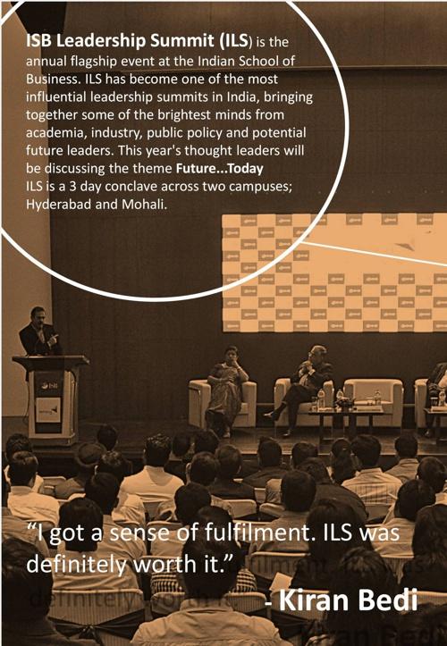 ILS Sponsorship Brochure