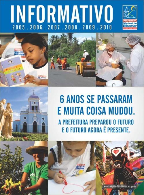 informativo 2010 - Prefeitura de São José de Ribamar