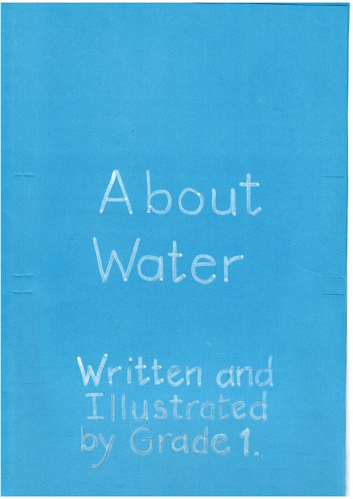 Copy of About Water, watercolours