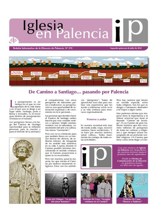 Iglesia en Palencia - 579