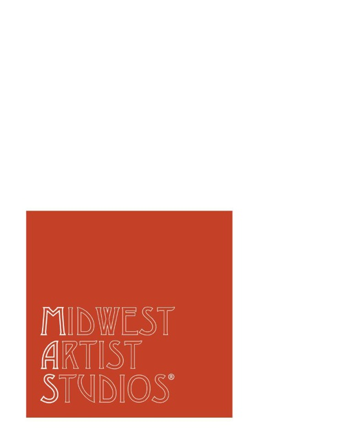 Midwest Artist Studios Mock Up Catalog/Workbook