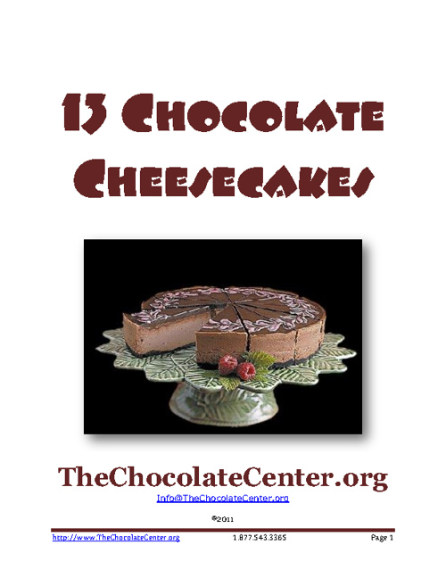 TheChocolateCenter.org