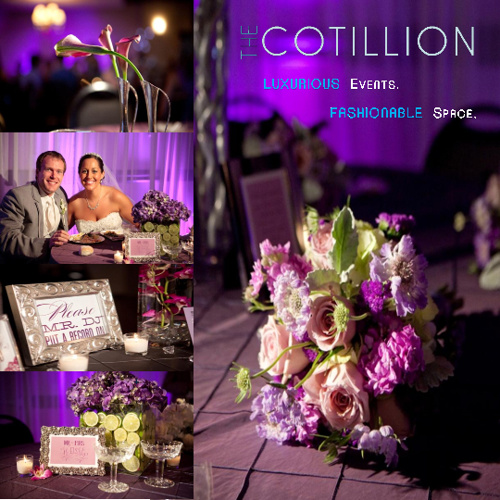 Cotillion Wedding Book