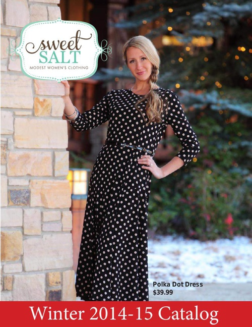 Sweet Salt Winter 2014-2015 Catalog