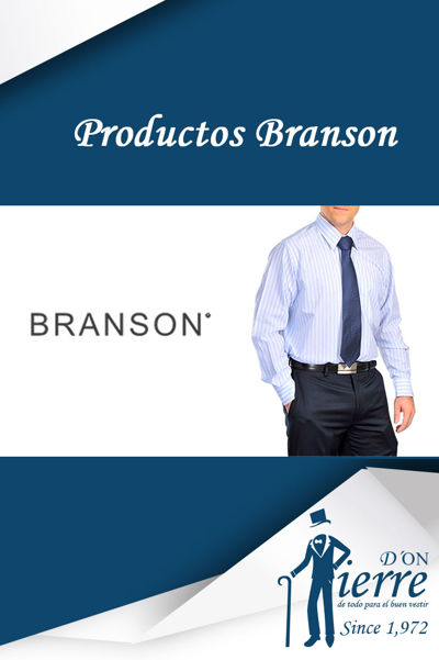 "PRODUCTOS DON PIERRE ""BRANSON"""