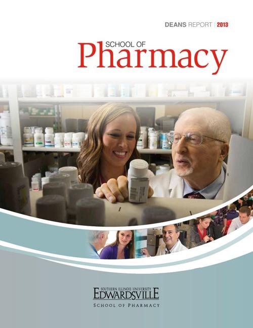 2013 SIUE School of Pharmacy Dean's Report