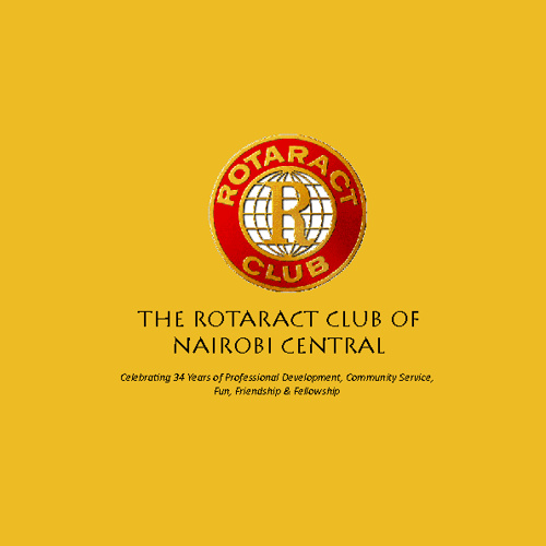 THE ROTARACT CLUB OF NAIROBI CENTRAL