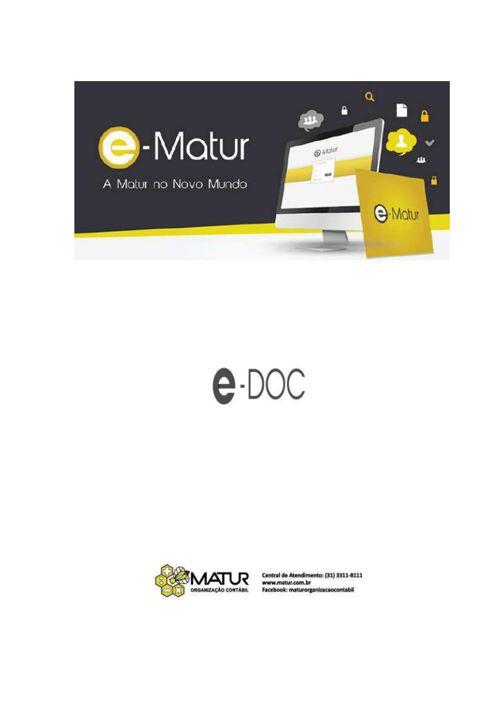Manual Cliente e-Doc