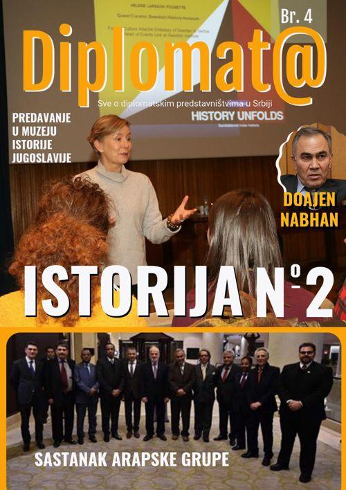 Diplomata broj 4