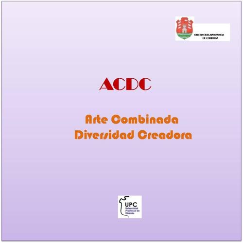 ACDC lic arte y gestion cultural
