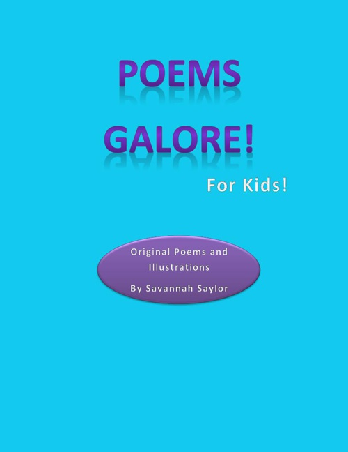 Poems Galore! For Kids!