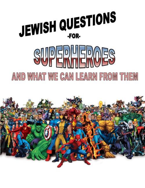 Superhero Torah