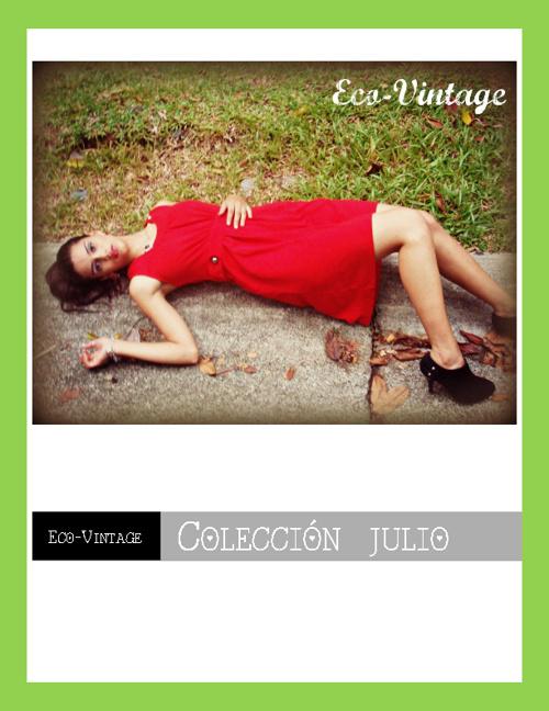 Catalogo Julio Eco-Vintage