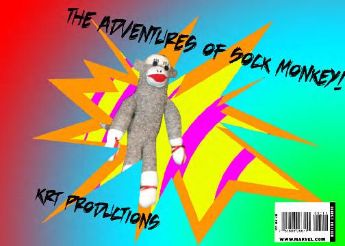 The Adventures of Sock Monkey!