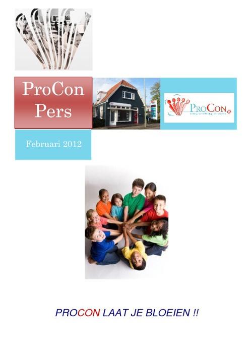 ProconPers februari 2012