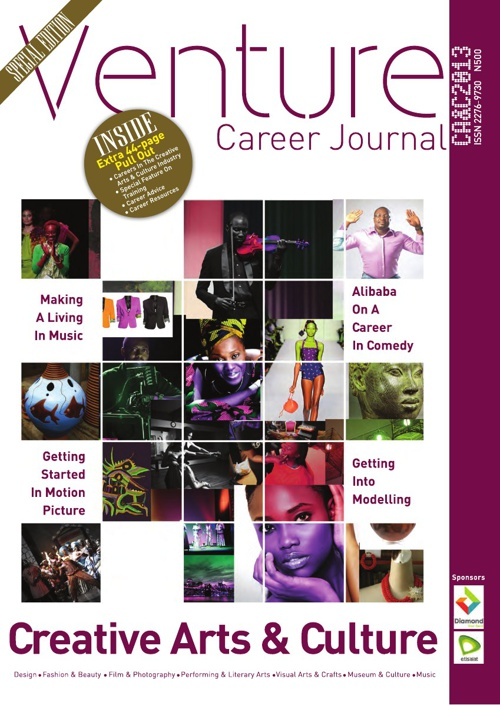 Venture Career Journal - Creative Arts 2010 Excerpts
