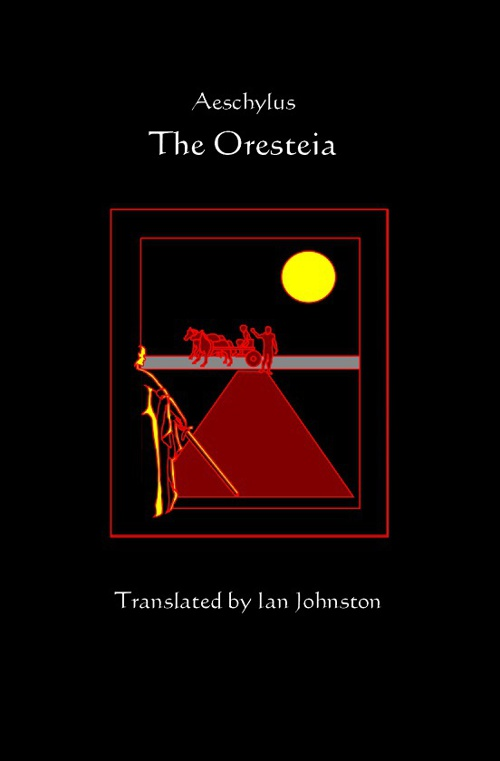 the orestia essay A the plays aeschylus: born 525/524, athens died 456/455 in gela, sicily plays: unlike most tetralogies we know of, the oresteia constitutes a connected story line.