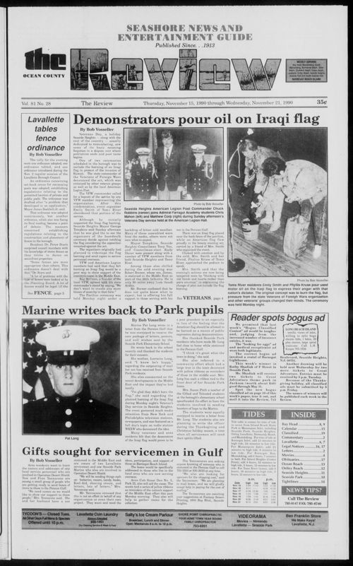 Review November 1990