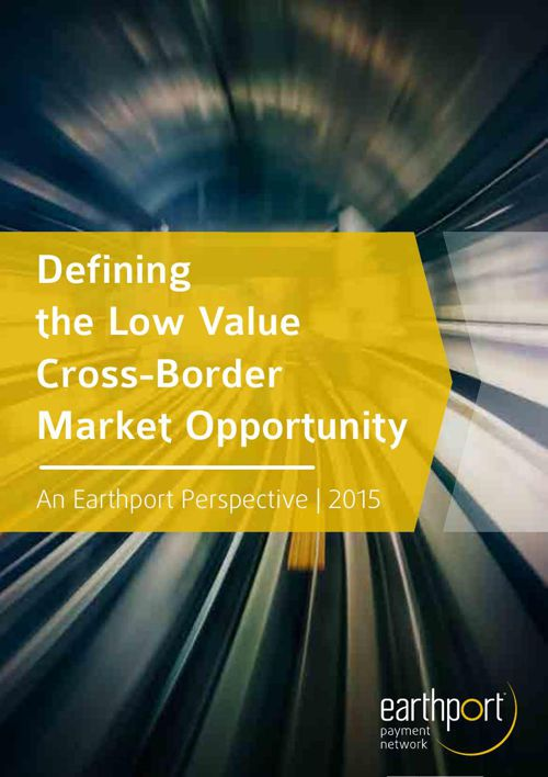 Defining the Low Value Cross-Border Market Opportunity