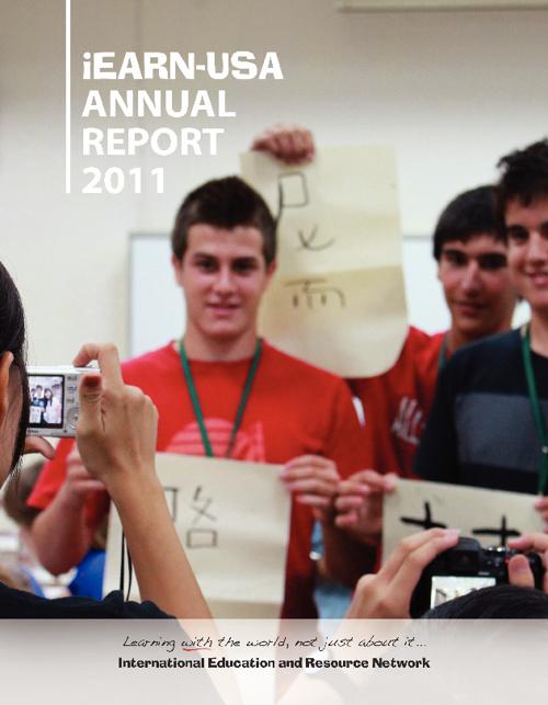 2011 iEARN-USA Annual Report