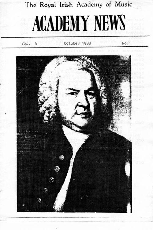 Academy News October 1988