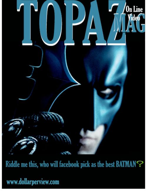 Topaz Mag (Batman)  edition:#3