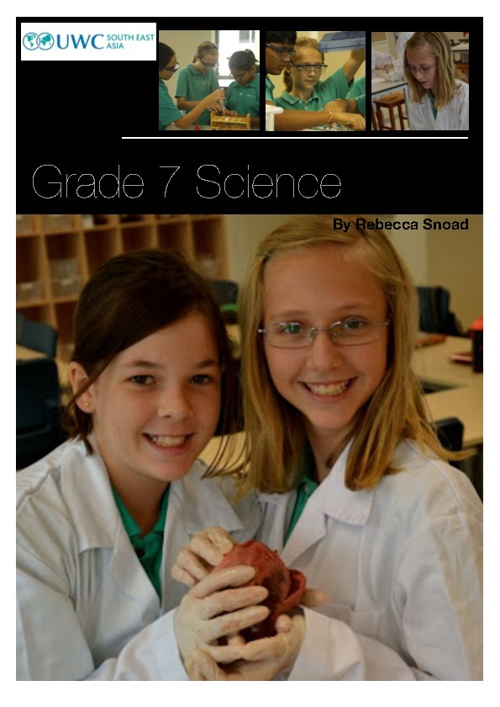 Science Book Unit 1