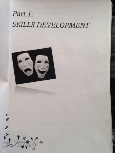 Performing arts portfolio