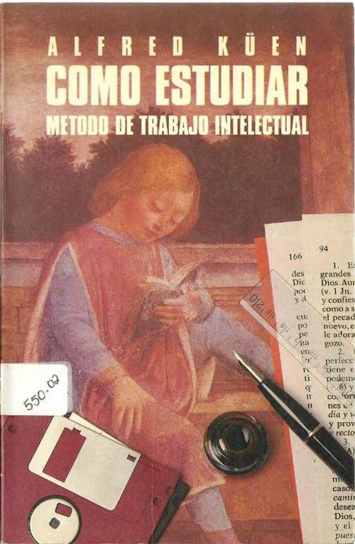 Alfred Küen - Como Estudiar
