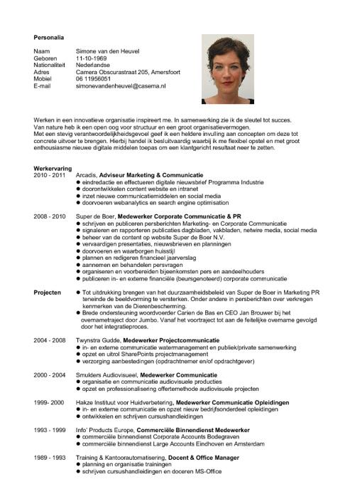 Simone van den Heuvel