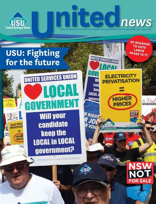 United magazine Autumn 2015